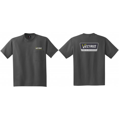 Hanes® Beefy-T® - 100% Cotton T-Shirt with Pocket