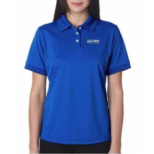 Ladies Performance Silk Touch Polo