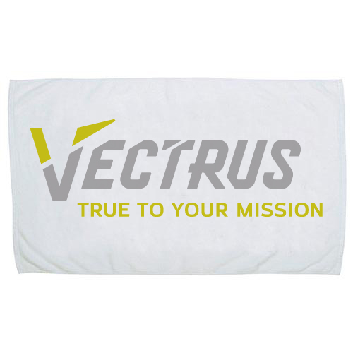 14lb./doz., terry velour, 100% cotton towel