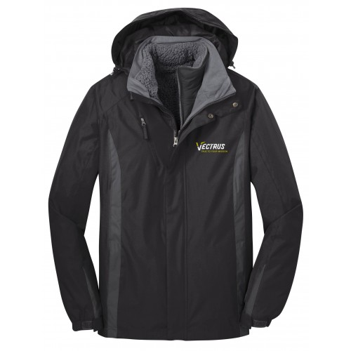 Port Authority 3 in 1 Parka Jacket