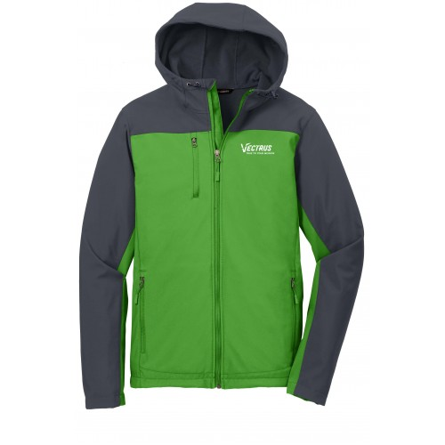 Port Authority Hooded Core Soft Shell Jacket